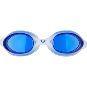 arena Spider Okulary pływackie, blue-clear-clear